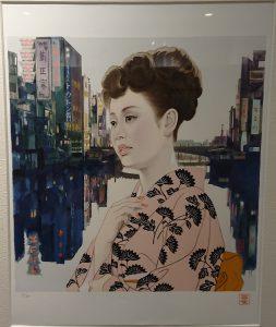 志村立美の絵画